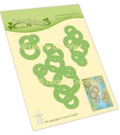 Lea'bilitie stans Cirkel ornamenten 45.7514