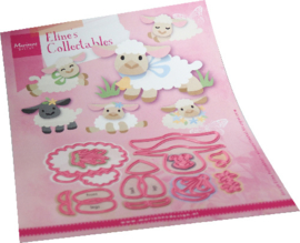 Collectables Eline's Lamb COL1494
