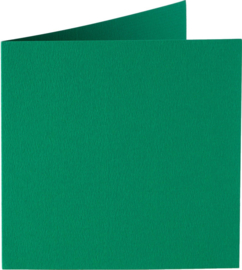 kaart dubbel vierkant 132x132mm