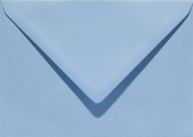 envelop rechthoekig 114x162mm - C6 blauw (955)