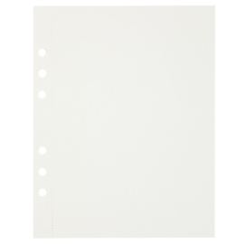 (Art.no. 920802) 10 vel MyArtBook Paper 300 GSM Offwhite Paper Size 165 x 210 mm (A5)