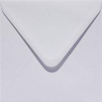 vierkante envelop (14 x 14 cm) lichtgrijs (957)