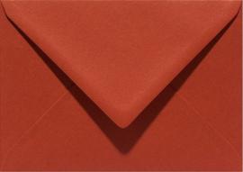 envelop rechthoekig 114x162mm - C6 steenrood (935) voorheen 35 steenrood