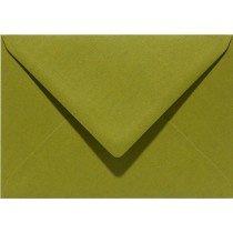 envelop rechthoekig 114x162mm - C6 mosgroen (951) voorheen 51 mosgroen