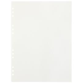 (Art.no. 920600) 10 vel MyArtBook Paper 200 GSM Watercolour Paper Size 314 x 420 mm (A3)