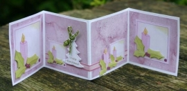 Voorbeeld kaart paarse kaarten