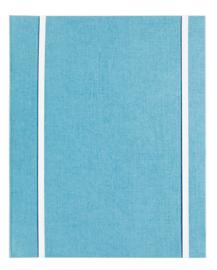 MyArtBook A5 formaat - blauw