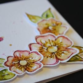 Clear stamp: (MZ 1902) Marjoleine's anemones