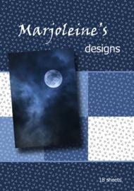 Marjoleine's maan - paperbook