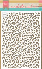 Mask stencil Leopard PS8068