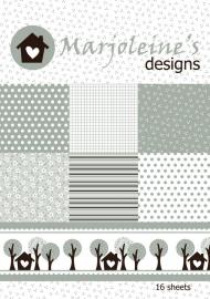 Marjoleine's huisjes - paperbook