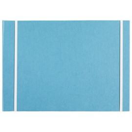 MyArtBook A4 formaat - blauw