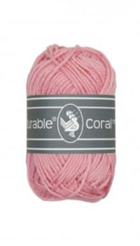 Haakkatoen 0227 Coral mini Antique pink