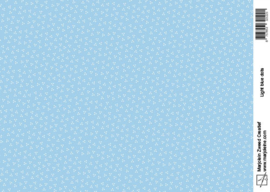 1221 light blue dots