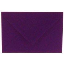 envelop rechthoekig 114x162mm - C6 violetta (968)