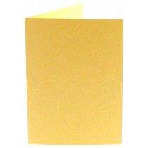 rechthoekige staande kaart (10,5 x 14,8 cm) vanille (963) lijkt op lichtgeel 29