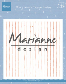 Design folder (DF 3456) Marjoleine's stripes