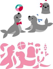 Collectables (COL1432) Eline's seals