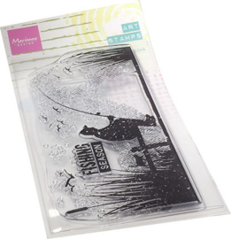 Art Stamps Fishing MM1646