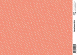 1252 dark peach dot