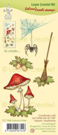 Clear stamp Herfst 55.7446