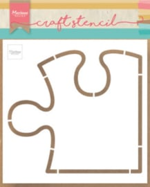 Craft stencil (PS 8052) Puzzle
