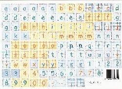 vel: vrolijk alfabet