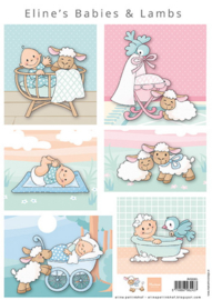 Knipvel Eline's Babies & lambs AK0085