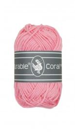 Haakkatoen 0232 Coral mini Pink