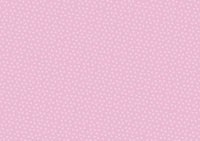 0972 A4-vel Baby pink dot