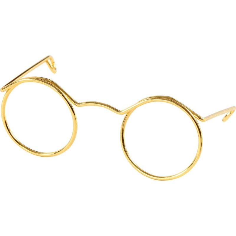 Poppen bril 50 mm