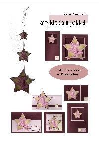 Roze kerstklokken pakket