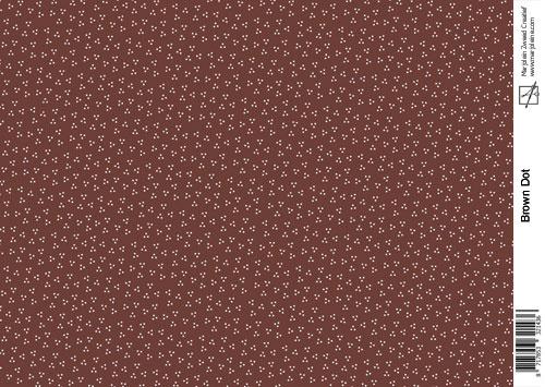 1436 brown dot