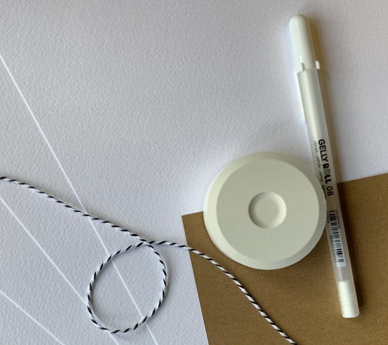 Materialenpakket online stempelcursus