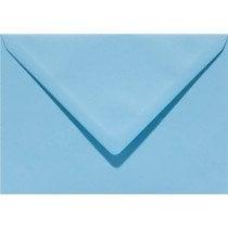 envelop rechthoekig 114x162mm - C6 celeste (942) vergelijkbaar met 42 ijsblauw