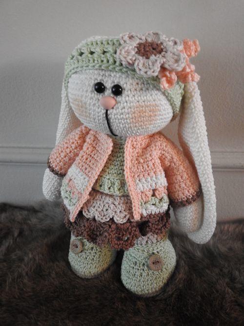 Haakpakket Bunny Nina