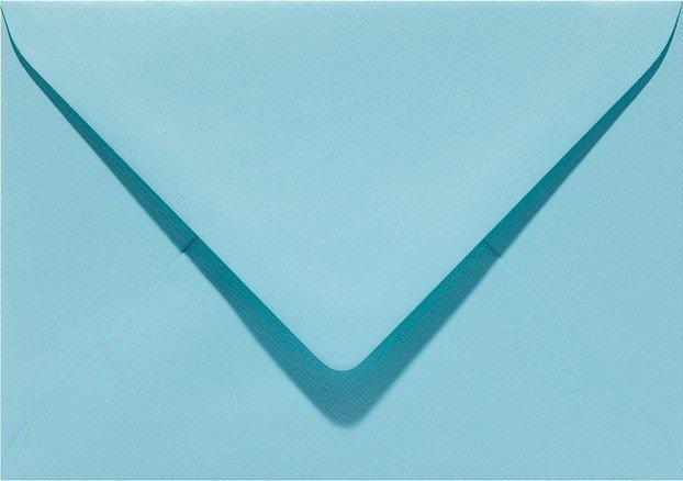 envelop rechthoekig 114x162mm - C6 azuurblauw (904) voorheen 04 azuurblauw