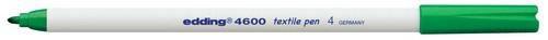 Edding Textielstift 004 groen 1 mm