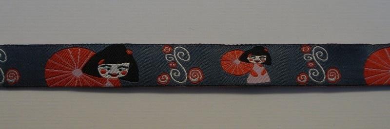 Band: Geisha`s grijs (10)