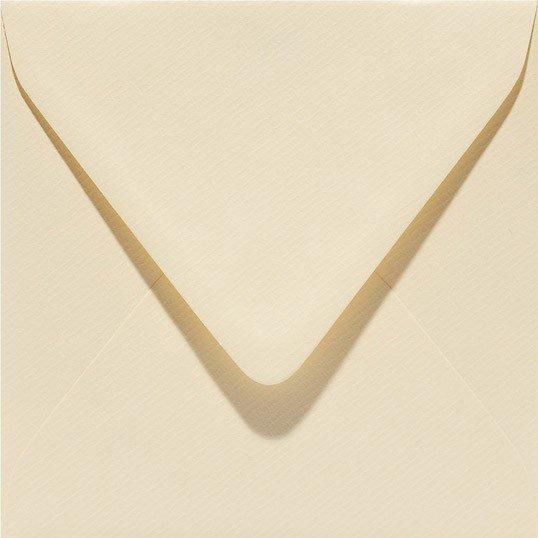 vierkante envelop (14 x 14 cm) crème (927) voorheen 27 creme