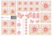Roze bloemetjes (2)