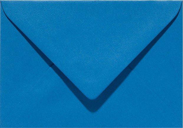 envelop rechthoekig 114x162mm - C6 donkerblauw (906) voorheen 06 donkerblauw