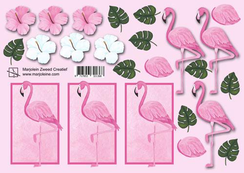 1368 flamingo