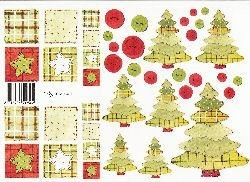 vel: kerstboom