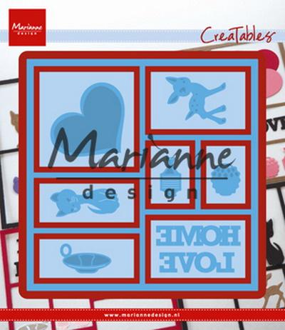Creatables (LR0568) layout