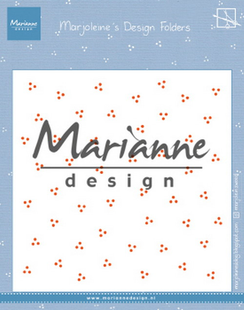 Design folder (DF 3455) Marjoleine's dots