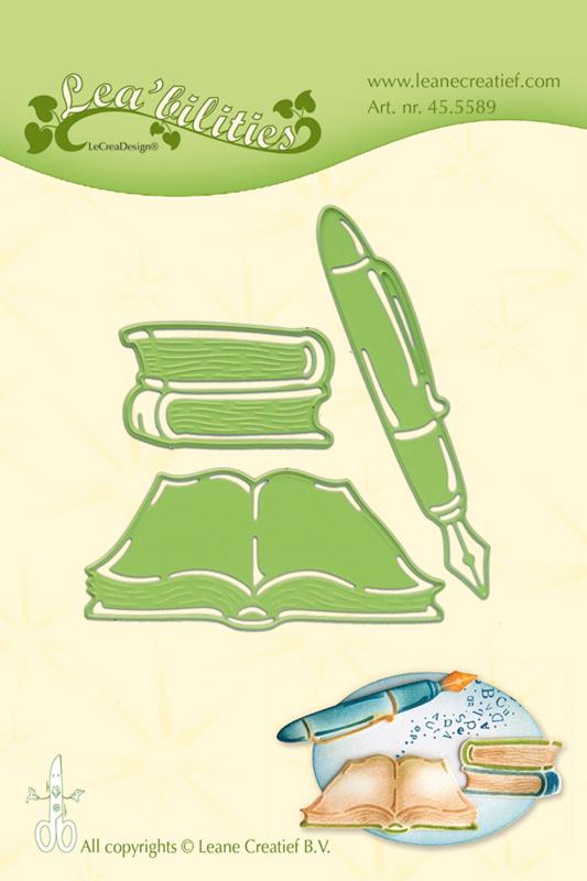 Lea'bilitie mal Books & Pen (455589)