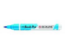 Ecoline brushpen hemelsblauw 578