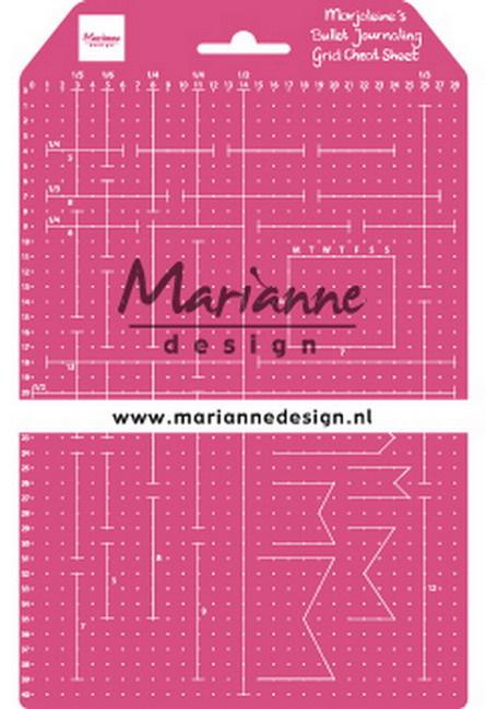 Marjoleine's Grid Cheat Sheet (LR0030)