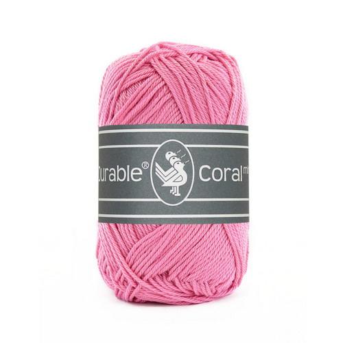 Haakkatoen 0239 Coral mini Fresia